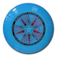 Discraft Ultra-Star - Blue Sparkle - 175g