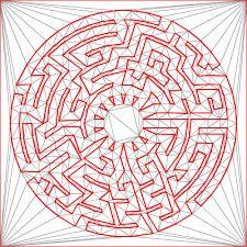 circular maze generator에 대한 이미지 검색결과