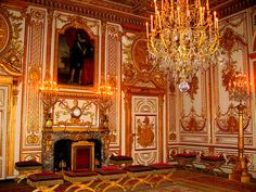 The Palace of Fontainebleau