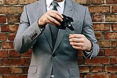 Men: How to dress well without trying...