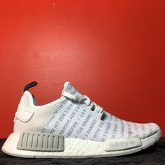 check out 87ac9 2b6ea Adidas NMD White