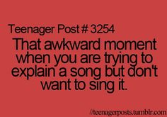 Yes this happens to me all the time!