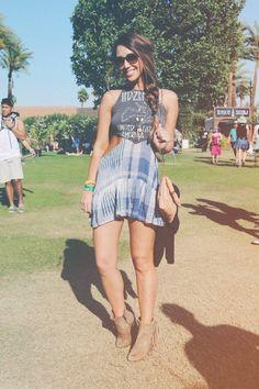 Festival de Moda en Coachella