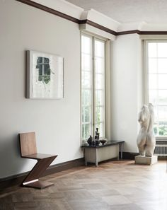 Dream chair in walnut | Asplund Klingstedt Interior