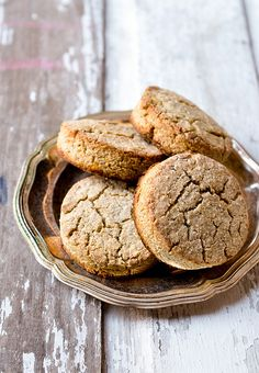 Millet and Coconut Scones by ashafsk, via Flickr