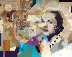 Grace Kelly collage