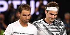 Nadal et Federer 022017