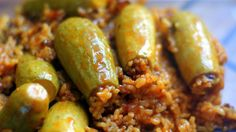 Oggi scopriamo una ricetta diffusa soprattutto nella regione del Mashreq, dall'Egitto alla Giordania: le kusa mahshi, zucchine ripiene di riso e carne!