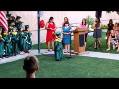 This Is Probably the Best Preschool Graduation Speech Ever Delivered