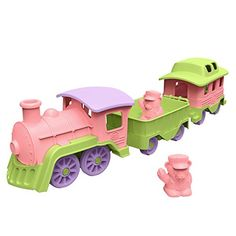 Green Toys Train PinkGreen >>> Learn more by visiting the image link.Note:It is affiliate link to Amazon.