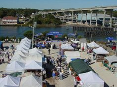 NC Festival by the Sea, Holden Beach NC I can't wait for all the festivals...