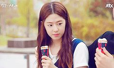 When he bought Eun Jae -Sasha I Have A Crush, Having A Crush, Kdrama, Age Of Youth, Thai Drama, Face Claims, The Twenties, Tv Shows, Actors