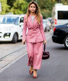 How To Find (& Buy) The Perfect Pantsuit #refinery29  http://www.refinery29.com/womens-pantsuit