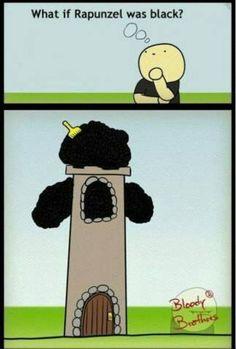 Ha ha ha! - Black Hair Information Community