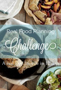 This takes all the burden out of real food planning. There are recipe cards, custom printables, shopping guides, step by step instructions. I can't recommend anything else higher than this! Check it out!