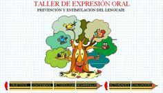 Cosiquines de AL: Taller de expresión oral