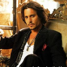 Celebrities Style Tip For Men Johnny Depp