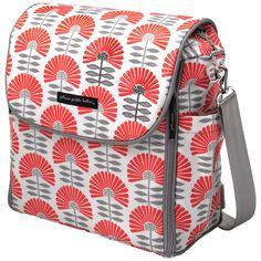 Petunia Pickle Bottom Diaper Bag Boxy Backpack Delightful Dubrovnik