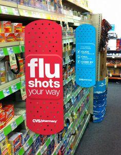CVS Pharmacy Shelf Talker
