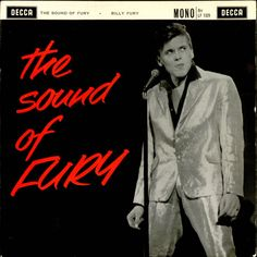 These included Billy Fury, whose rockabilly-style compositions, aided by the guitar of Joe Brown, on his 1960 LP Sound of Fury are considered some of the best work of the era. Description from edwardianteddyboy.com. I searched for this on bing.com/images