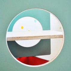 Danish designers  Eglantine Charrier and Anja Lykke  have developed this fun geometric range of children's furniture.       Inspire...