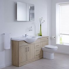 BigBathroomShop offer a great range of toilet and basin sets in modern and traditional styles. Shop our impressive toilet and sink unit range today. Toilet And Basin Unit, Toilet Vanity Unit, Sink Vanity Unit, Toilet Sink, New Toilet, Vanity Units, Bathroom Shop, Big Bathrooms, Bathroom Toilets