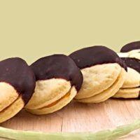Recept : Brabantské vánoční cukroví | ReceptyOnLine.cz - kuchařka, recepty a inspirace Pancakes, Breakfast, Food, Morning Coffee, Essen, Pancake, Meals, Yemek, Eten