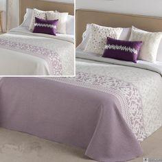 Colcha de Cama FLAIR Antilo - Colchas de cama de estilo clásico reversibles - Gauus