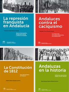 Disponibles en PDF los Cuadernos de Andalucía en la Historia Contemporánea