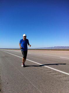 TransAmérica - étape 09 - 1 Etat, 9 étape et 20 km et je cours toujours dans le désert