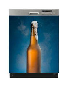 Naklejka na zmywarkę - Zimne piwo 6530