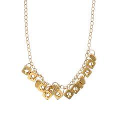 Beau Gold Necklace | Alice Menter Jewellery