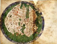 1436 World Map of Andrea Blanco