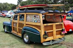 woody car - Google Search...Re-Pin brought to you by #ClassicCarInsurance at #HouseofInsurance Eugene Oregon. Ask about agreed value policy(S).