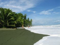 Viaje a Costa Rica - Corcovado playa parque Leona by Tarannà Expedicions, via Flickr