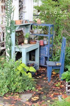 フローラのガーデニング・園芸作業日記-ガーデン 庭 フローラ 黒田 園芸