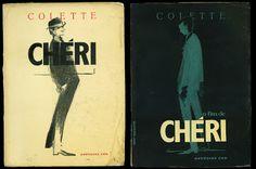 Colette, Chéri covers by Paulo-Guilherme Editorial Estúdios Cor Lisboa, 1960