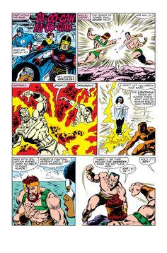 Namor vs Herc - Album on Imgur