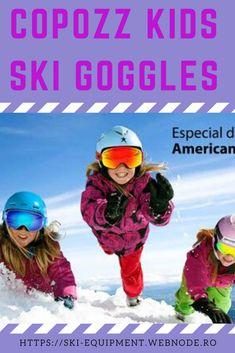 American D, Ski Equipment, Kids Skis, Ski Goggles, Bicycle Helmet, Skiing, Ski, Cycling Helmet