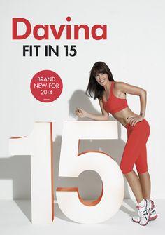 Davina - Fit in 15 [DVD]: Amazon.co.uk: Davina McCall: DVD & Blu-ray