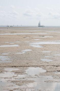 The Green Beach (Het Groene Strand) on Terschelling #Wadden #Eiland #Nederland