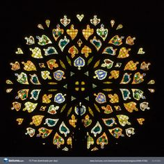 Textures.com - WindowStainedGlass0066 Stained Glass Windows, Victorian Era, Free Images, Kaleidoscopes, Display, Texture, Peacock, Pictures, Sky