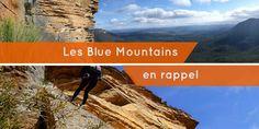 Blue Mountains en rappel