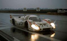 Le Mans 1970 Porsche 917LH , Vic Elford - Kurt Ahrens