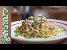 Simple Pasta with Dolcelatte & Red Chicory | Gennaro Contaldo - YouTube