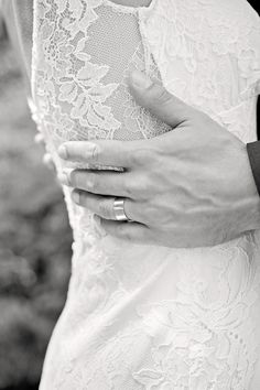 Sterling Silver Mens Chunky Wedding band. Enchanted » Natalie Myra Photography