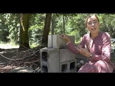 Survival camping tips Rocket Stove Design, Diy Rocket Stove, Rocket Stoves, Cheap Outdoor Fire Pit, Outdoor Fun, Outdoor Cooking Stove, Outdoor Stove, Cooking With Ground Beef, Cooking Ribs