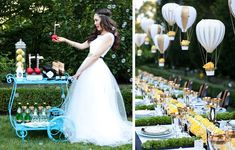 Wizard of Oz wedding