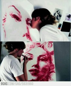 You are talented, mam.