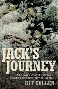 Jack's Journey is the moving and extraordinary story of an unknown member of No. 15 Platoon, 4th Battalion at Gallipoli during the period of the Landing on 1 and 2 May, 1915. $33.00